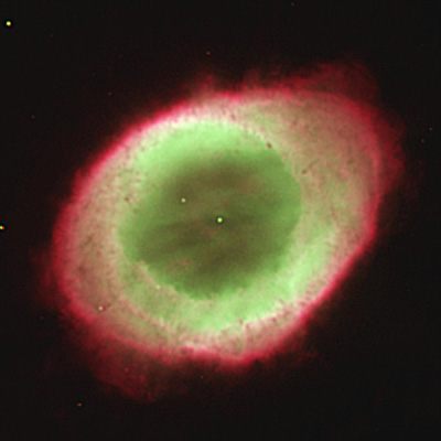 "M57: ""The Ring Nebula"" - Credit: C.F. Claver/WIYN/NOAO/NSF"