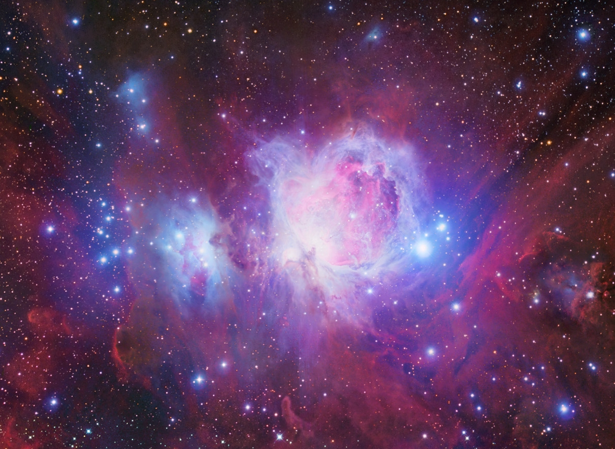 hubble deep fields orion - photo #25