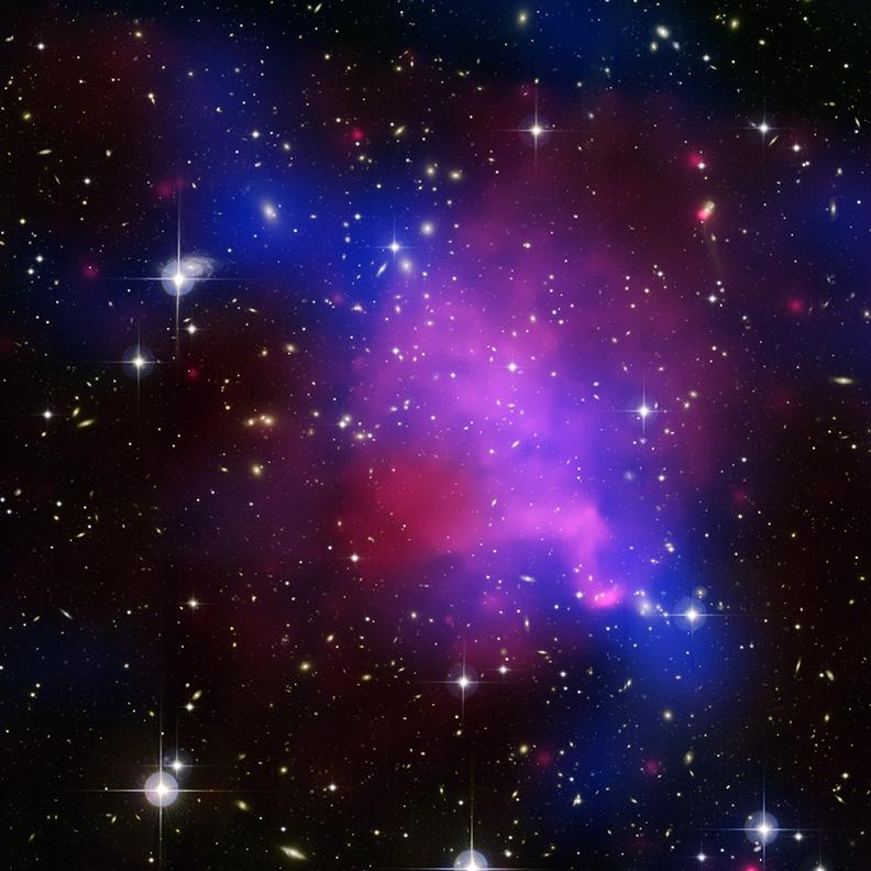 morphing into dark dark matter core - photo #13