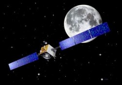The SMART-1 mission, slow, but economical (ESA)