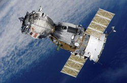 The highly successful Russian Soyuz spacecraft (NASA)