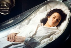 Sigourney Weaver in the film Alien (Brandywine Productions Ltd.)