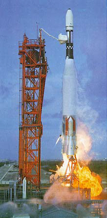 Mariner 4 launch