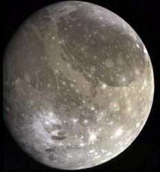 Ganymede. Image credit: NASA/JPL