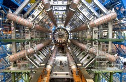 The complexity of the Large Hadron Collider (CERN/LHC/GridPP)
