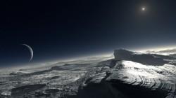 Pluto. Credit: ESO