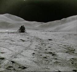 The Apollo 15 Lu