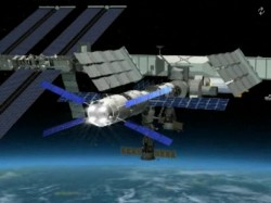 The ATV has carried out a series of boosts for the ISS (ESA)