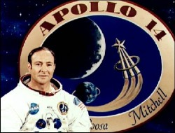 Apollo 14 Astronaut Edgar Mitchell.  Credit:  NASA