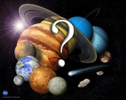 Top 10 (unofficial) solar system mysteries (NASA)