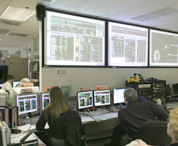 Space Science Mission Operations Center at the Johns Hopkins University Applied Physics Laboratory in Laurel, Maryland.