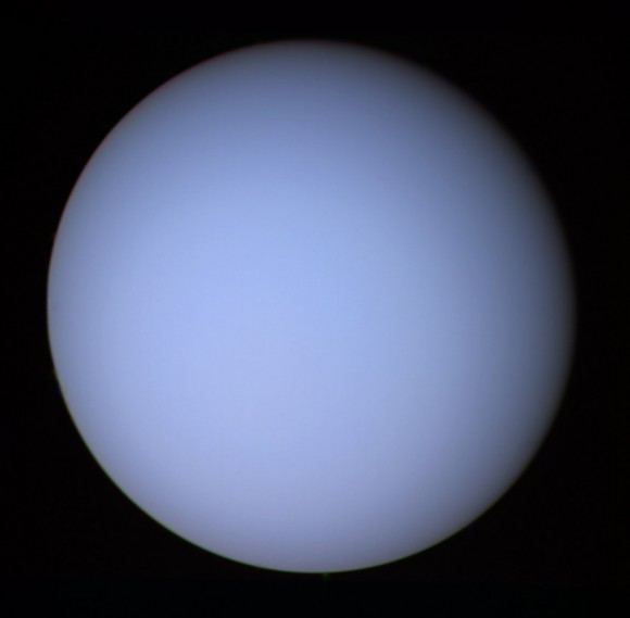 Uranus Fact Sheet
