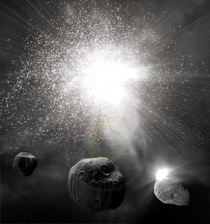 Is a 2012 doomsday comet coming straight at us?