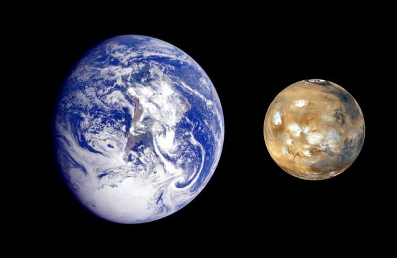 Is Mars Bigger Than Earth