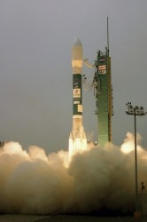 GeoEye-1 launch on September 6th 2008 (Reuters)
