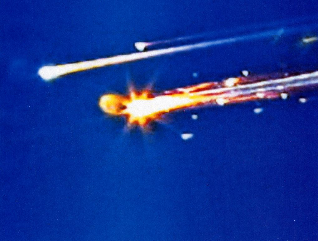 Challenger explosion date in Melbourne