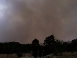 Australian Wildfire - Bert Candusio