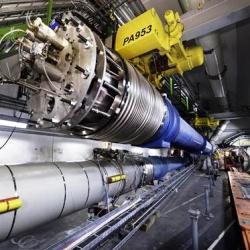 The LHC repairs are progressing well (CERN)
