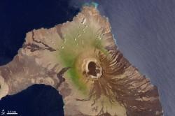 Wolf Volcano. Image credit: NASA