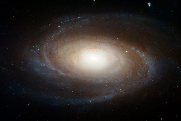 M81. Credit: Hubble