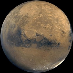 Mars. Credit: NASA