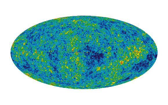 WMAP 5 year full sky