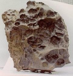 Derrick peak meteorite
