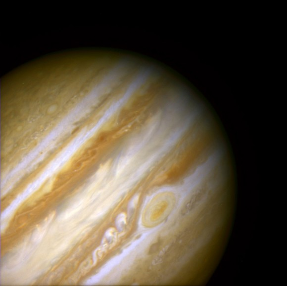 Jupiter Credit: NASA