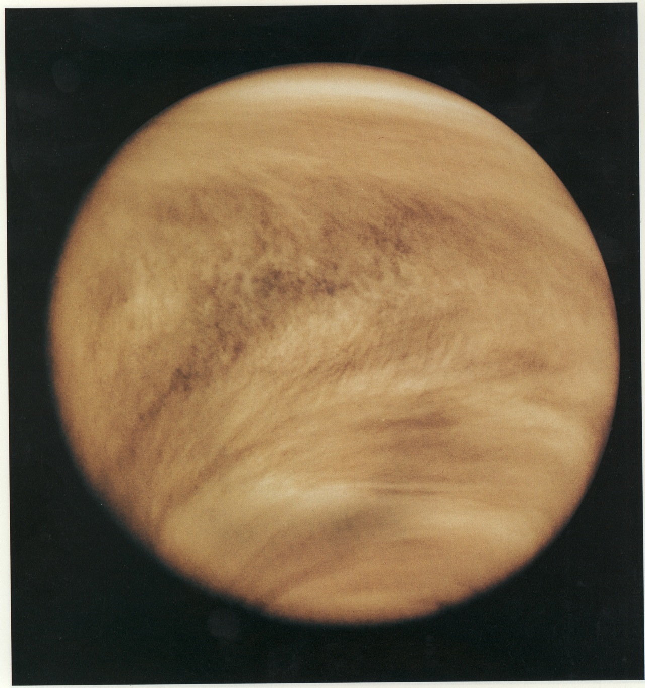 venus the planet is brown why - photo #19