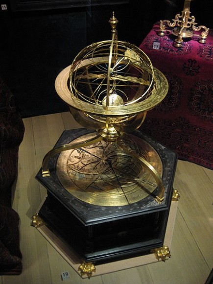 Armillary