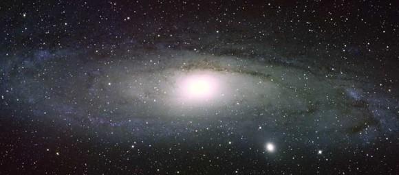 Andromeda.  Credit: Bill Schoening, Vanessa Harvey/REU program/NOAO/AURA/NSF