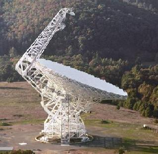 Robert C. Byrd Green Bank Telescope CREDIT: NRAO/AUI/NSF