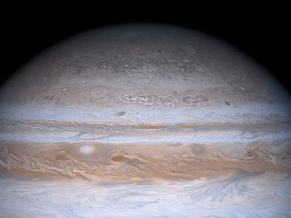Jupiter photo. Image credit: NASA/SSI