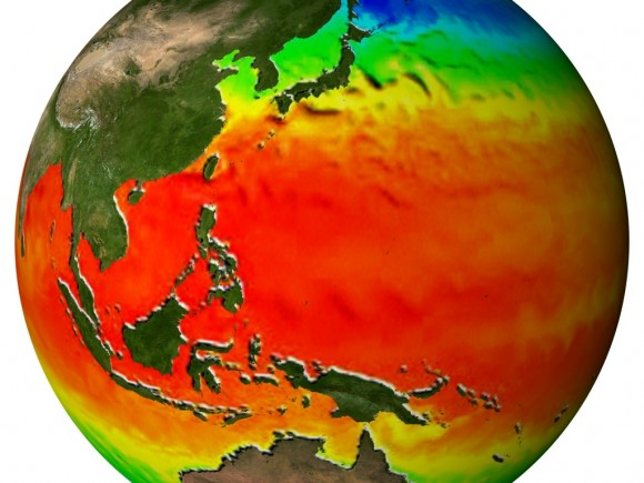 Earth Surface Temperature