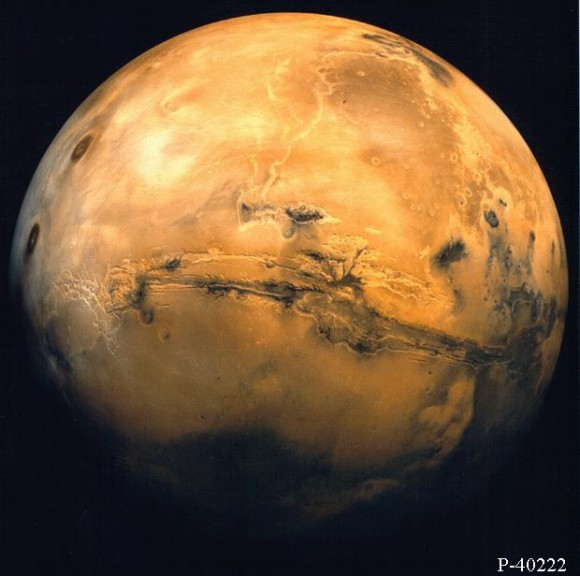 How Long Does it Take Mars to Orbit the Sun?