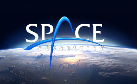Space Adventures logo.  Credit: Space Adventures