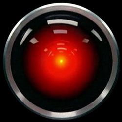 The fictional HAL-9000's singing of 'Daisy Bell' at his death was an homage to the earliest singing computer.