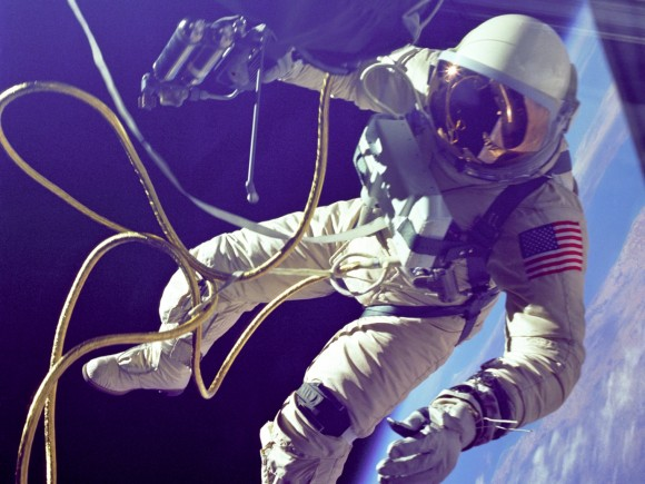 Ed White: First American Spacewalker