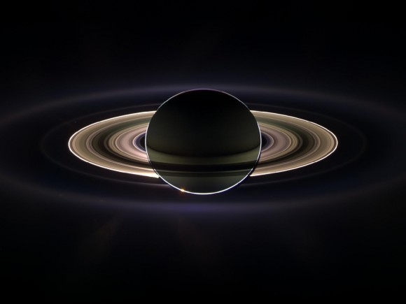 Enchanting Saturn