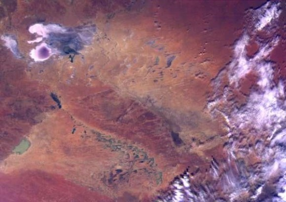 Earth - Simpson Desert, Central Australia