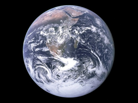 Earth in Full View