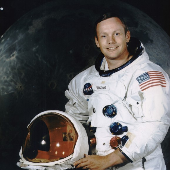 Pictures of Neil Armstrong