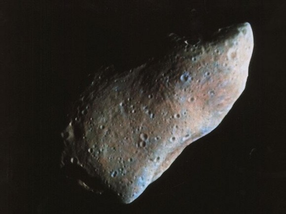 Comets and Asteroids Pictures