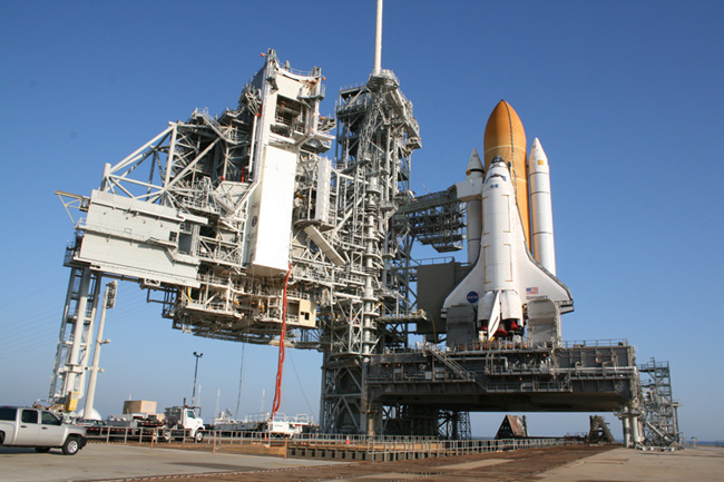 launch space shuttle boosters - photo #43