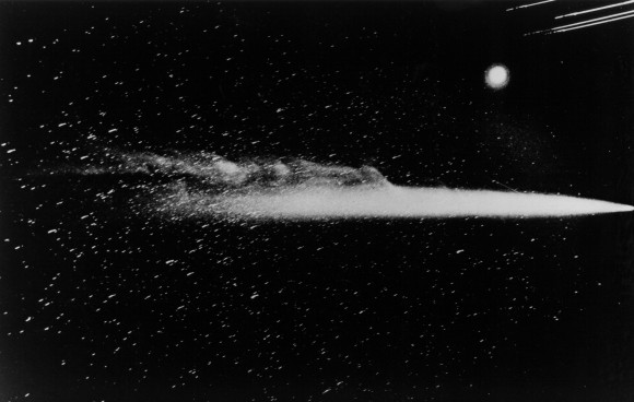 Halley's Comet Pictures