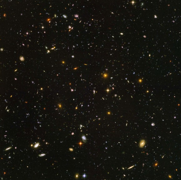 Hubble Digs Deeply