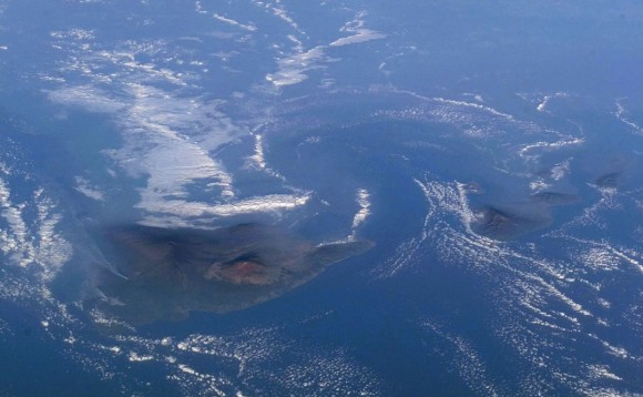 Hawaii from Space