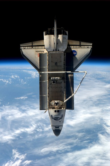 Atlantis Space Shuttle Mission