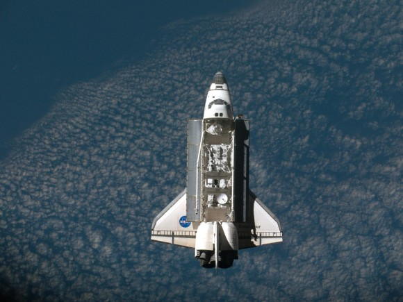 Pictures of Space Shuttles