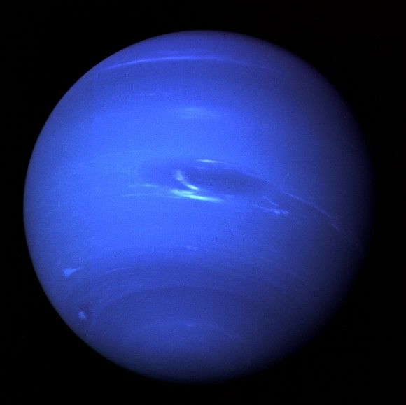 How Big Is Neptune